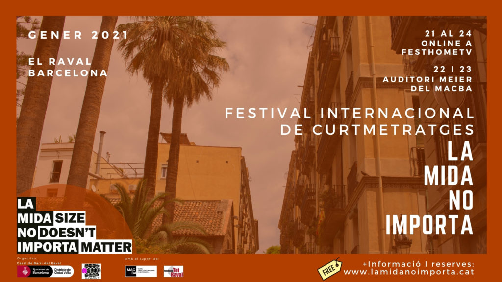 BANNER de cat international short film festival